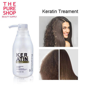 Brazilian Keratin Hair Treatment 300ml For Damaged Hair-Hair Care-Look Love Lust