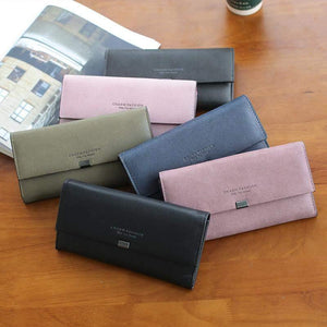 Retro Designed Wallet-Wallets-Look Love Lust