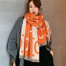 Load image into Gallery viewer, Luxury Cashmere Scarf-Women's Scarves-Look Love Lust
