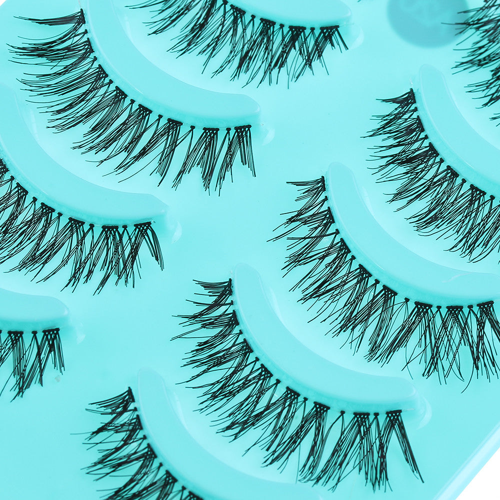 False Eyelashes - 5 Pairs-Eyelashes-Look Love Lust