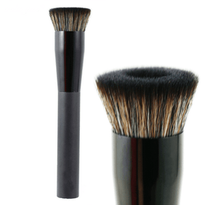 Large Premium Flat Perfecting Foundation Makeup Brush-Makeup Tools-Look Love Lust