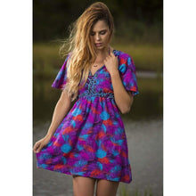 Load image into Gallery viewer, Royal Palm Kaylee Signature Tunic Dress-Women - Apparel - Dresses - Casual-Look Love Lust