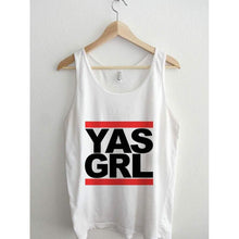 Load image into Gallery viewer, YAS GRL Unisex Tank Top-Women - Apparel - Shirts - Sleeveless-Look Love Lust