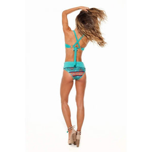 Mara Gypsy Bikini Bottom-Women - Apparel - Swimwear - Bikinis Separates-Look Love Lust