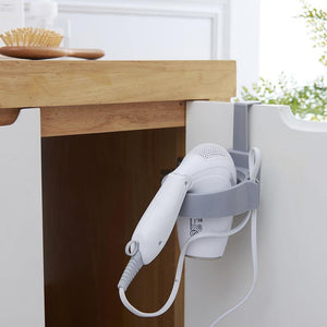 Door Hook Bathroom Hair Dryer Organizer Storage For Home, Hotel ,Dormitory-Hair Accessories-Look Love Lust