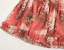 Load image into Gallery viewer, Tiered Ruffle Mini Skirt-Look Love Lust