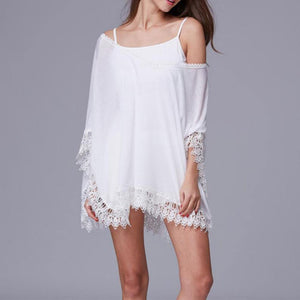 Toni Kaftan Tunic Cover Up-Cover-Ups-Look Love Lust