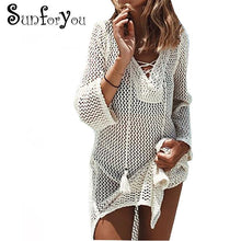 Load image into Gallery viewer, Kaftan Beach Dress Bikini Cover up-Cover-Ups-Look Love Lust