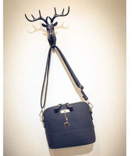 Load image into Gallery viewer, Shoulder Bag With Deer Accent-Shoulder Bags-Look Love Lust