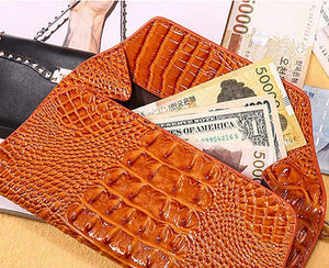 Quilted Wallet-Wallets-Look Love Lust