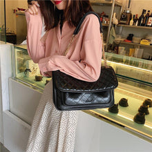 Load image into Gallery viewer, High Quality Pu Leather Top Handle Bag-Top-Handle Bags-Look Love Lust