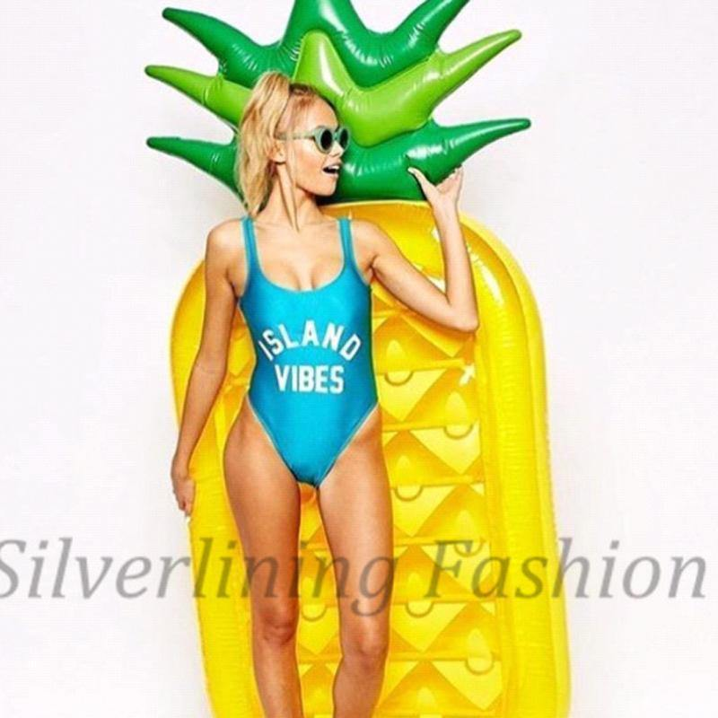 ISLAND VIBES Swimsuit-Look Love Lust