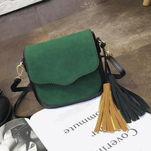 Load image into Gallery viewer, Crossbody Bag with Tassel Design-Look Love Lust