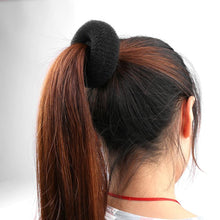 Load image into Gallery viewer, Magic Shaper Donut Hair Bun Ring Styling Tool-Hair Care-Look Love Lust