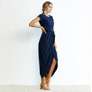 Dina Wrap Dress-Dresses-Look Love Lust