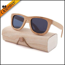 Load image into Gallery viewer, Polarized Wooden Glasses-Sunglasses-Look Love Lust