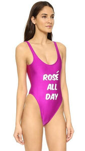 ROSE ALL DAY Swimsuit-Look Love Lust