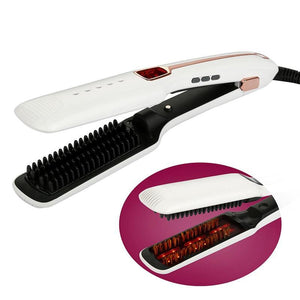 Professional Steam Hair Brush SteamPodfast Hair Straightener-Hair Accessories-Look Love Lust
