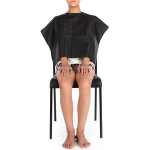 Salon Hairdresser Cape - Great for Hair Styling or Hair Trimming-Styling Cape-Look Love Lust