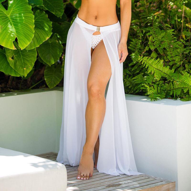 Sarong Wrap Skirt-Cover-Ups-Look Love Lust
