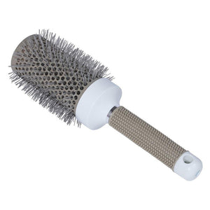 Nano Hairbrush Thermal Ceramic Ion Round Barrel Comb Hairdressing in 6 Sizes-Hair Accessories-Look Love Lust