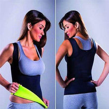 Load image into Gallery viewer, Neoprene Sleeveless Body Shaper-Tops-Look Love Lust