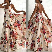 Load image into Gallery viewer, Backless Long Maxi Dress-Dresses-Look Love Lust