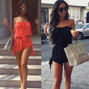Sexy Mini Summer Playsuit-Rompers-Look Love Lust