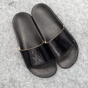 Bling Beach Sandals-Slippers-Look Love Lust