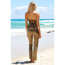 Load image into Gallery viewer, Safari Jumpsuit-Women - Apparel - Jumpsuits/Rompers-Look Love Lust