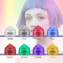 Load image into Gallery viewer, Unisex Hair Wax Color Dye in Several Colors-Hair Care-Look Love Lust