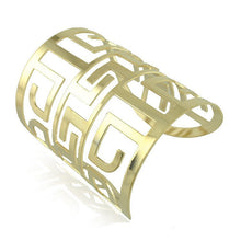 Load image into Gallery viewer, Geometric Punk Style Cuff Bracelets-Bracelets-Look Love Lust