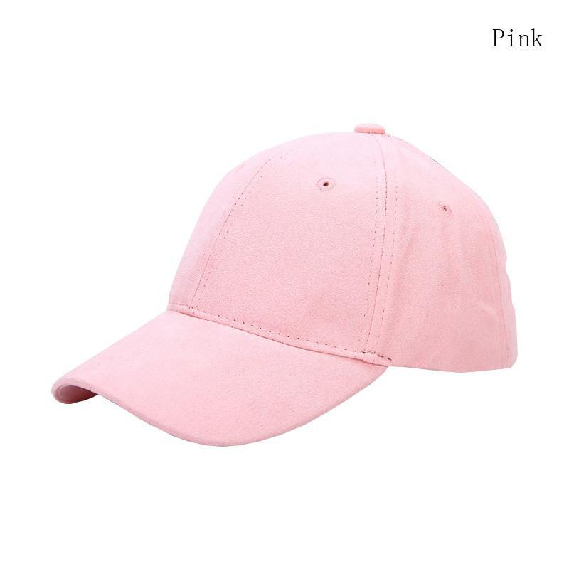 Suede Baseball Caps-Hats-Look Love Lust