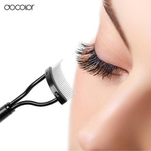 Load image into Gallery viewer, Mascara Applicator Guide Applicator and Eyelash Comb-Makeup Tools-Look Love Lust