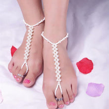 Load image into Gallery viewer, Bohemia Boho Ankle Bracelet Foot Beads Beach Jewelry-Anklets-Look Love Lust