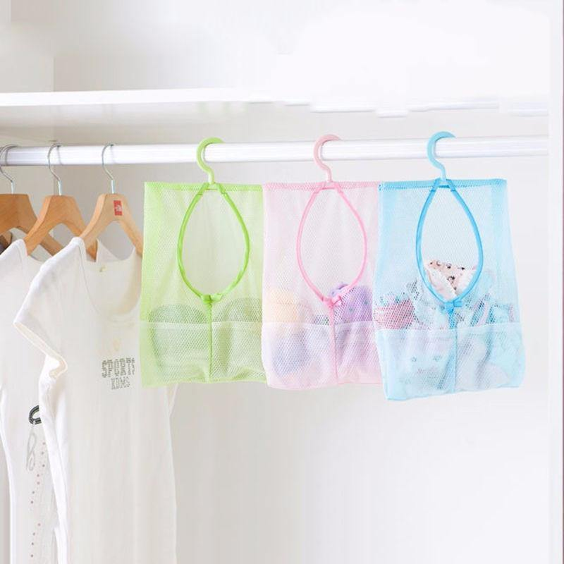 Multi-function Space Saving Hanging Mesh Bag Organizer-Storage Organizer-Look Love Lust