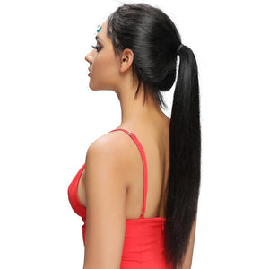Straight Lace Front Human Brazilian Wig-Look Love Lust