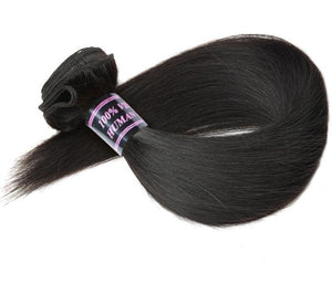 Brazilian Straight Hair Weave Bundles-Look Love Lust