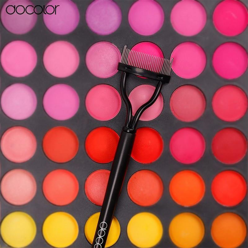 Mascara Applicator Guide Applicator and Eyelash Comb-Makeup Tools-Look Love Lust