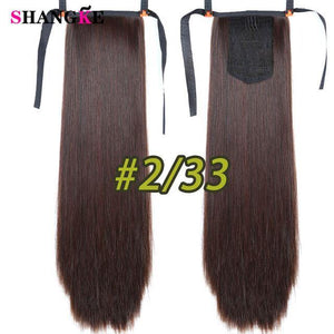 Drawstring Synthetic Heat Resistant Pony Tail-Look Love Lust