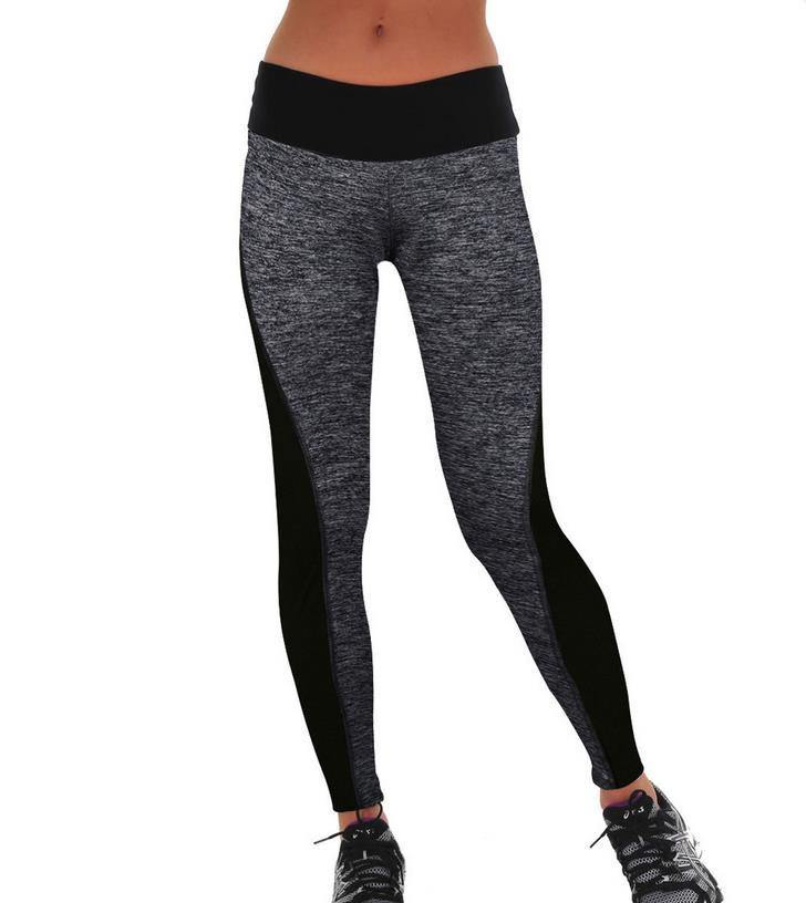 Spring Stripe Sport Leggings-Leggings-Look Love Lust
