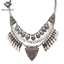 Load image into Gallery viewer, Bohemia Chic Vintage Chokers by Bosewin-Jewelry-Look Love Lust