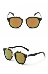 Women's Cat Eye Fashion Sunglasses-Sunglasses-Look Love Lust