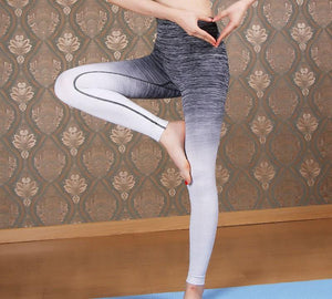 High Waist Slimming Yoga Leggings For Women-Leggings-Look Love Lust