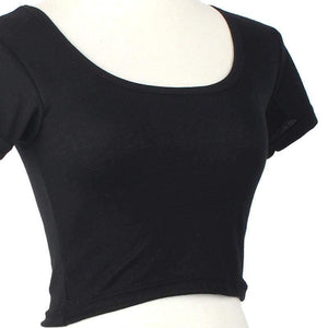 Women Basic Tees Top-Blouses-Look Love Lust