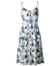 Load image into Gallery viewer, Summer Vintage Dress-Dresses-Look Love Lust