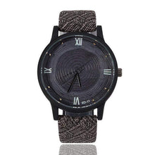 Load image into Gallery viewer, Melvin Stainless Steel Wristwatch-Look Love Lust
