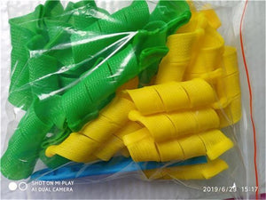 30 Pcs/Set Long Hair Magic Roller Curlers-Hair Rollers-Look Love Lust
