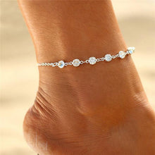 Load image into Gallery viewer, Multi Layer Summer Anklet-Anklets-Look Love Lust