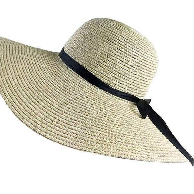 Anastacia Summer Hat - Sun Hats -  Look Love Lust